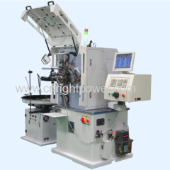 0.5MM-2.3MM CNC SPRING COILING MACHINES