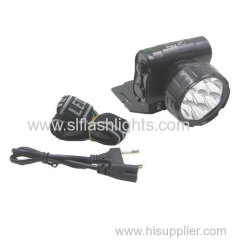 Best led Rechargeable Flashlight 7 LED