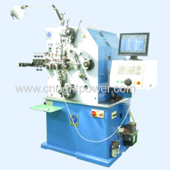 1.2-3.5mm CNC spring coiling machines