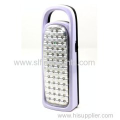 50LED Plastic Rechargeable Emergency Light