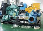 Large flow 180m3/h Diesel Engine Water Pump with 50m lift 12 inch inlet / outlet