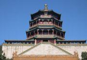 Chinese Garden Charactor