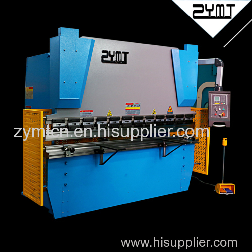 aluminium sheet bending machine