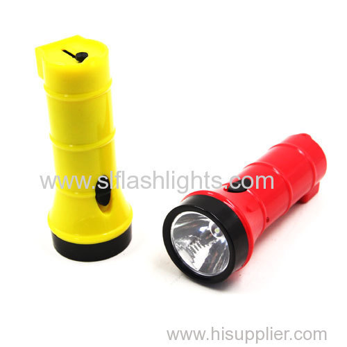 Outdoor 1 LED Rechargeable Lamp