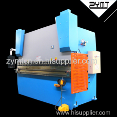 cnc hydraulic bend machine