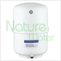 4 gallon plastic RO tank for household RO system