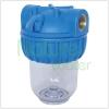 Transparent cross-flow Water-Filtration System