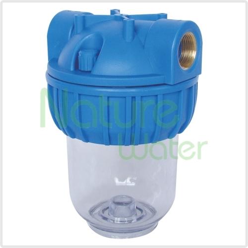 single o ring water purifier treatment housing