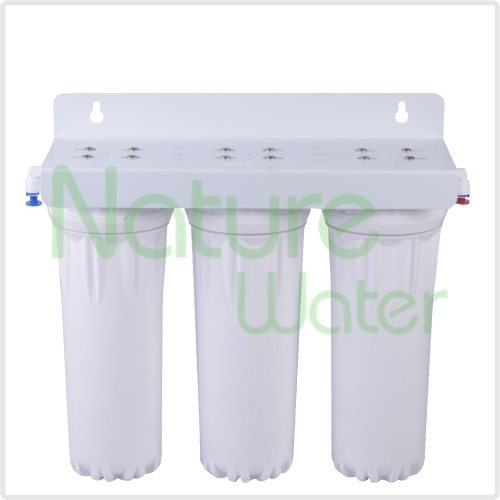 triple water filter system