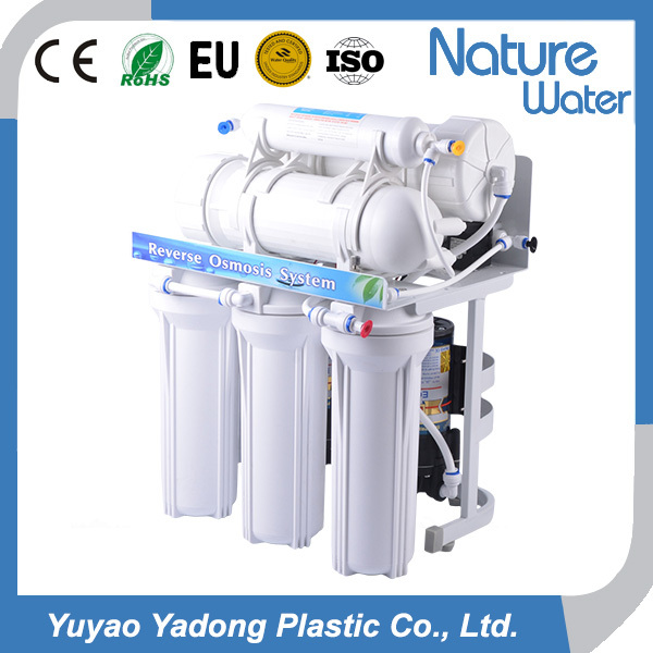 5 Stage Auto Flush Reverse Osmosis System From China