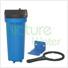 single big blue water filtration