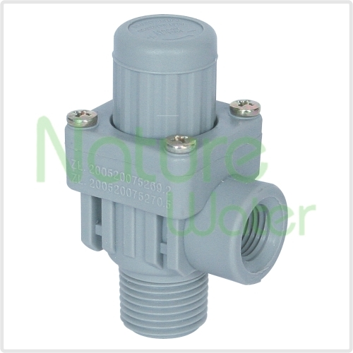 Decompression Valve for purifier