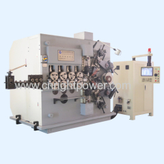 6-12mm CNC spring coiling machines