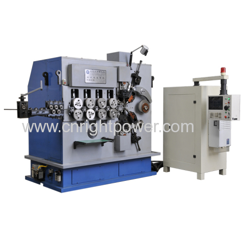 6-12mm full-function computer spring coiling machine