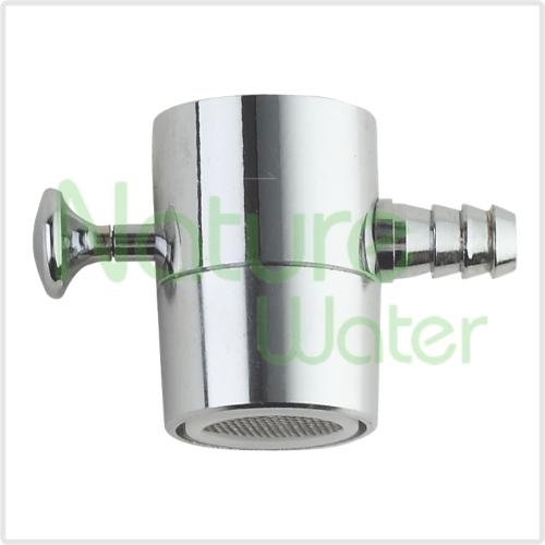 water purifier input divert valve
