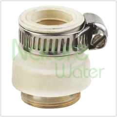 brass tank valve fitting water filter
