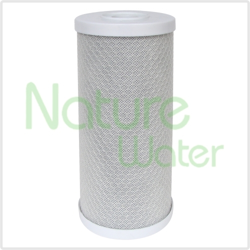 10 inch block carbon water filter cartridge