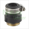 counter top water purifier output part