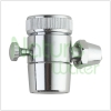 water filter input divert valve
