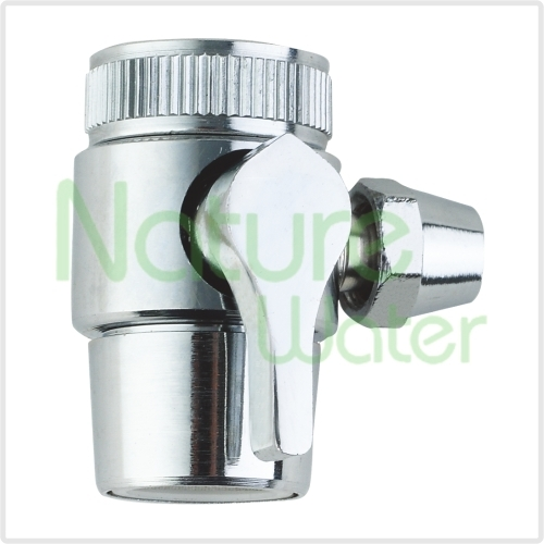 diverter valve for Water Filter Part