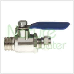 ball valve ro spare parts fittting
