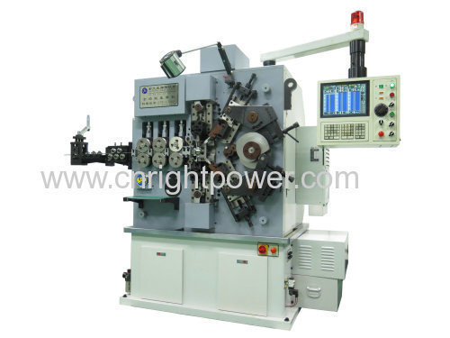 2.5-6mm full-function computer spring coiling machine