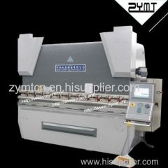 CNC hydraulic steel press brake