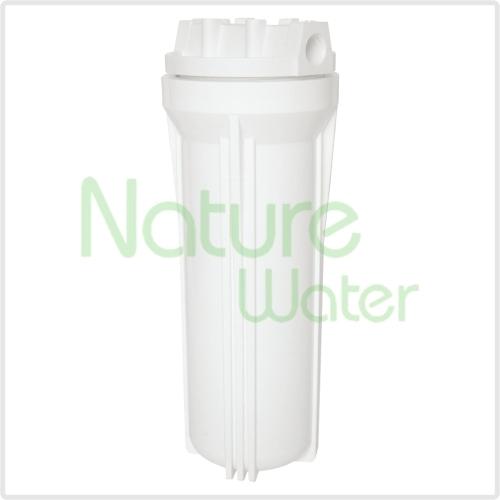 single o ring white water filter housing