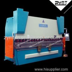 CNC sheet metal press brake