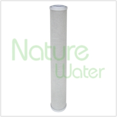 20'' Block Carbon Filter Cartridge
