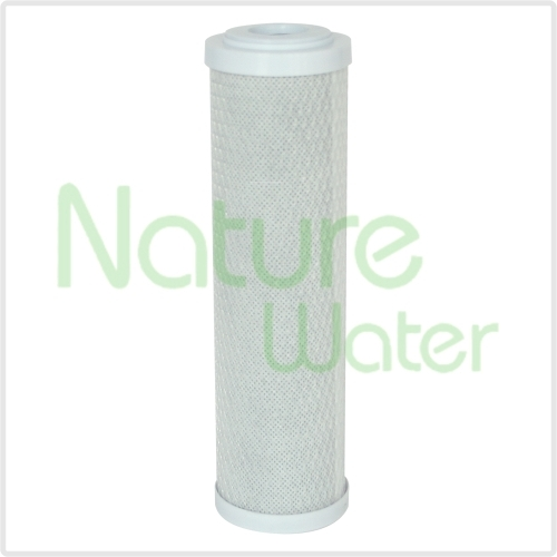10 inch Block Carbon Filter Cartridge