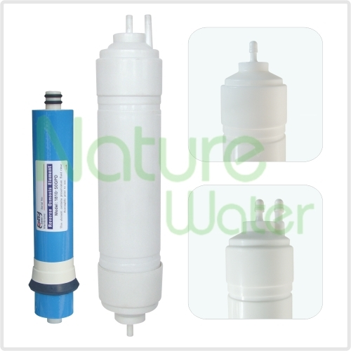 In-line Filter RO membrane