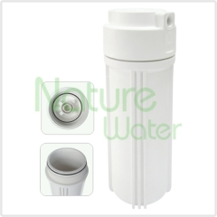 double o ring white water filter housing