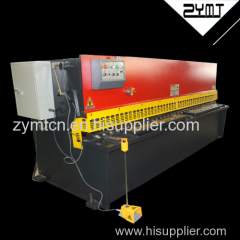 12X8000 Swing Beam Cutting Machine