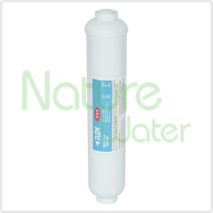 Post Inline Carbon Filter cartridges