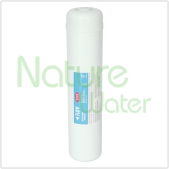 Post Inline Carbon Filtration cartridge
