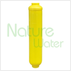Mineral Filter cartridge yellow