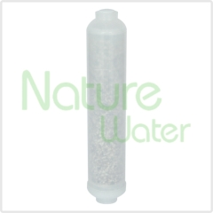 mineral filter cartridge with aluminite