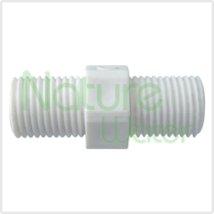 "1/4"" to 1/4"" male screw fitting"