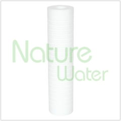 polypropylene PP filter cartridge