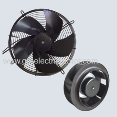 ventilation system axial fan