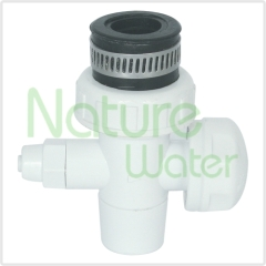 RO Water filter Plastic diverter valve