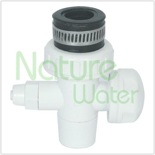 RO Water filter Plastic diverter valve