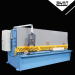QC12K 6x3200 CNC hydraulic swing beam shearing machine with cutting angle adjustable