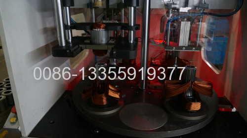automatic winding and paper inserting machine winding machine