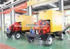 Cummins Engine diesel dewatering pumps with large flow 800m3/h 32 m high lift