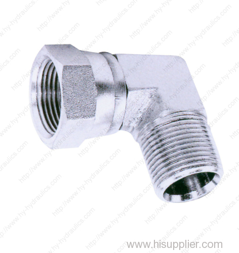 90° elbow BSPT male 60 ° seat/ BSP female 60° cone Fittings 2TB9-SP