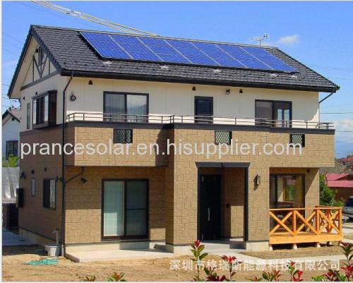 solar off grid power system