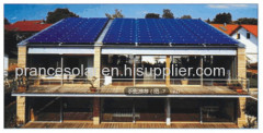 off grid normal specification and home application solar power generator