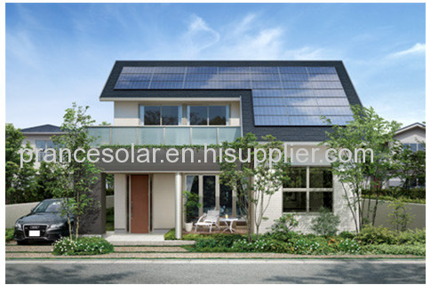 off grid solar home system